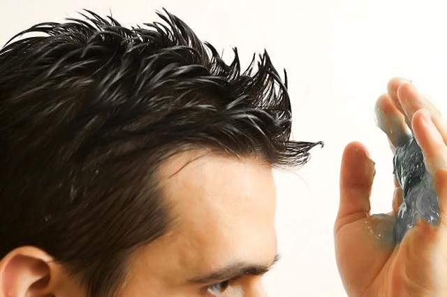 gel para el pelo