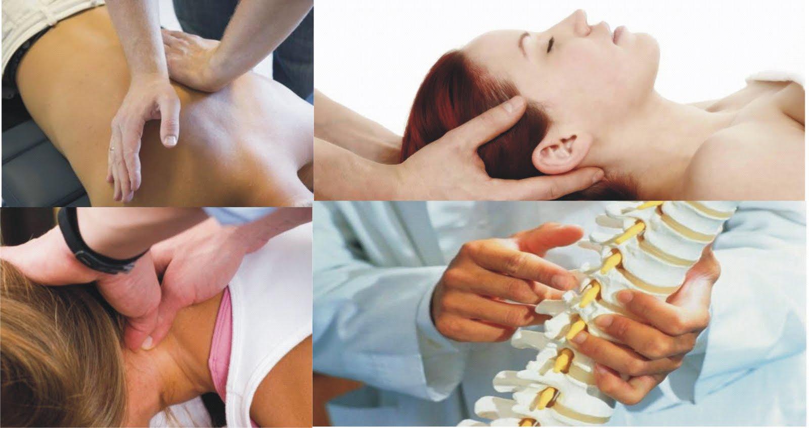 Quiropraxia un método no invasivo con grandes beneficios