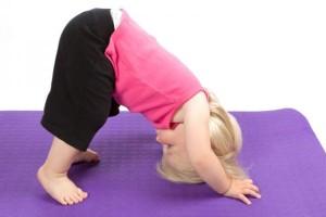Los beneficios del Yoga para niños y adolescentes