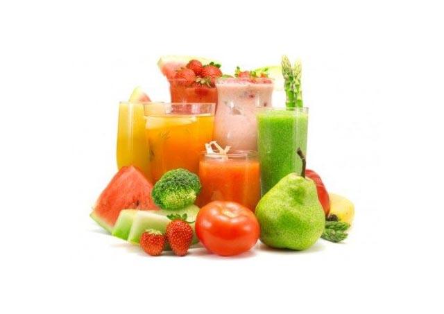 Semana de dieta para bajar de peso y desintoxicarse