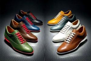 Zapatos Aston Martin