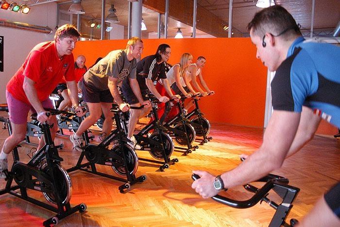 Gu a para ejercicios de spinning punto fape for Clases de spinning
