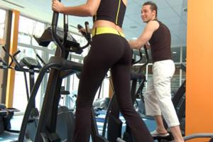 Culturismo y entrenamiento de hombres y mujeres