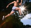 Deportista corriendo