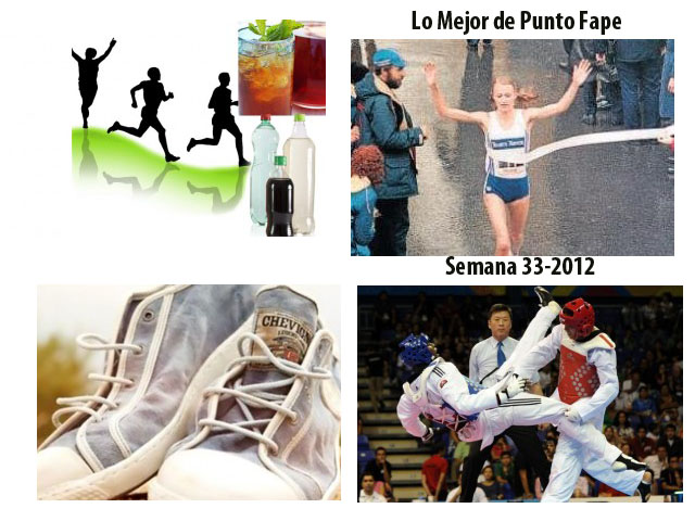 Lo mejor de Punto Fape, Semana 33-2012