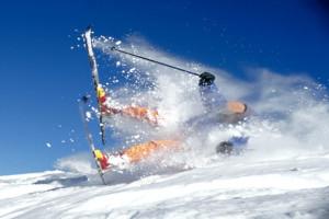 Lesiones de esquí