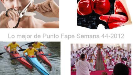 Lo mejor de Punto Fape Semana 44-2012