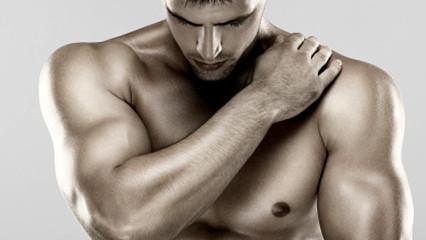 Modelos con torso desnudo