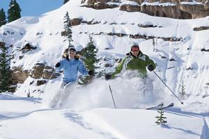 Nieve y romanticismo en Aspen