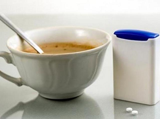 Consumo de edulcorantes no calóricos