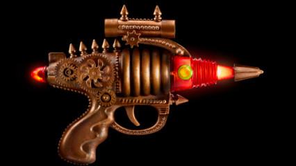Disparar armas con el pensamiento
