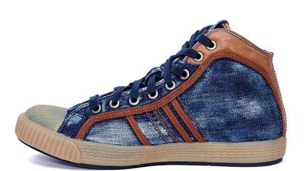 Diesel YUK, el zapato que no envejece