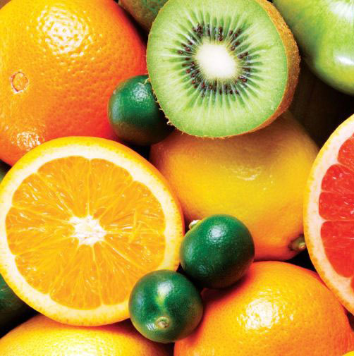 Elegir alimentos que rejuvenecen