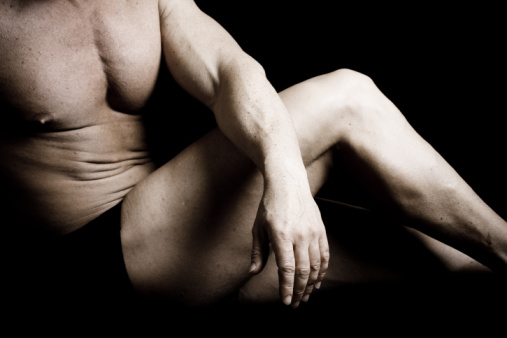 Construir piernas de acero
