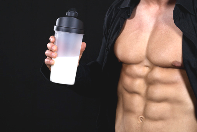 El régimen de las proteínas que funciona
