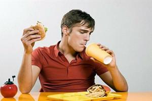 efectos negativos de una mala alimentacion