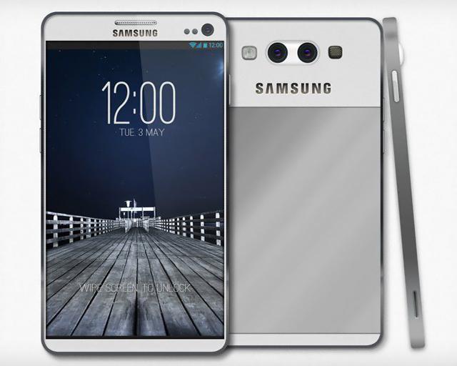 El Samsung Galaxy S4 se controla con una simple mirada