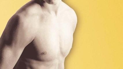 Depilación masculina y sus diferentes métodos