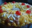 Rosca de Pascua para celíacos