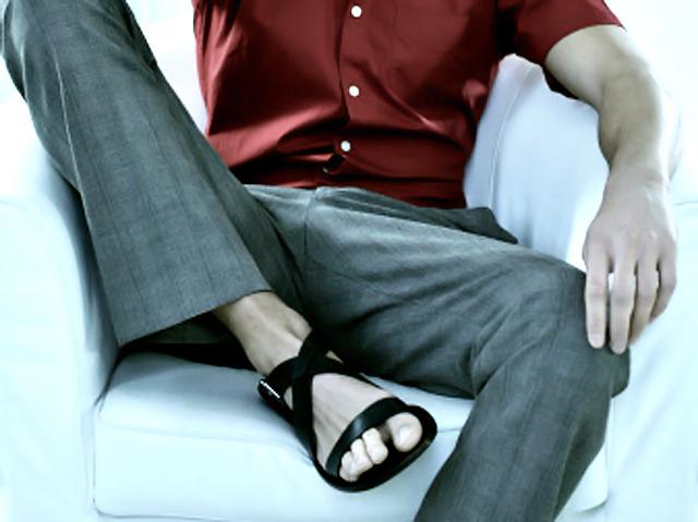 Las sandalias de verano para hombres, últimas tendencias