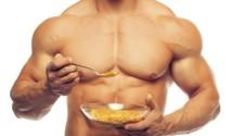 Dieta para aumentar la masa muscular