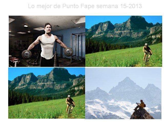 Lo mejor de Punto Fape semana 15-2013