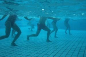 aquafitness y osteoporosis