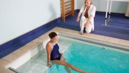 Beneficios de la hidroterapia