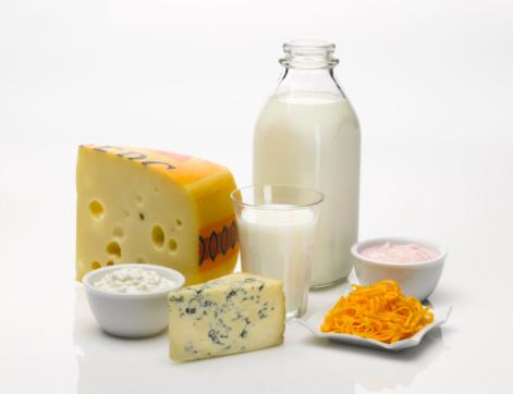 Cuidado con los lácteos
