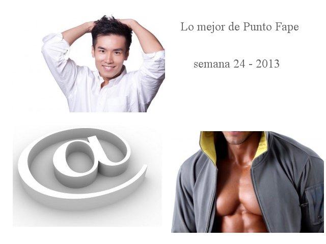 Lo mejor de Punto Fape semana 24 - 2013