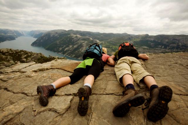 Consejos a la hora de hacer senderismo por montaña