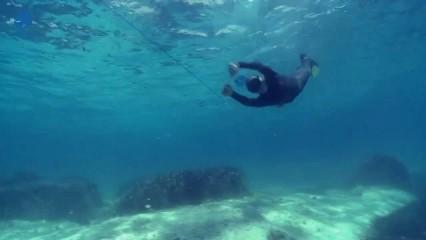 Flipper, un planeador submarino