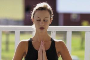 Clases de yoga en verano