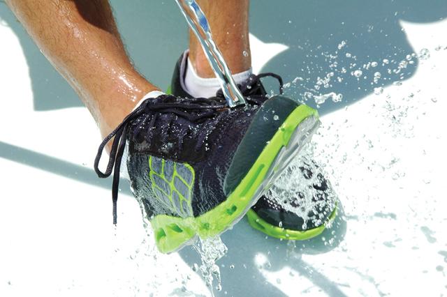 Drainmaker, el calzado resistente al agua