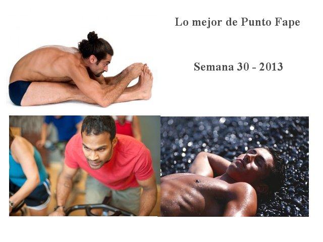 Lo mejor de Punto Fape semana 30 - 2013