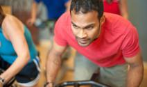 El spinning, un método eficaz para quemar grasas