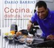 Libro de cocina de Darío Barrio