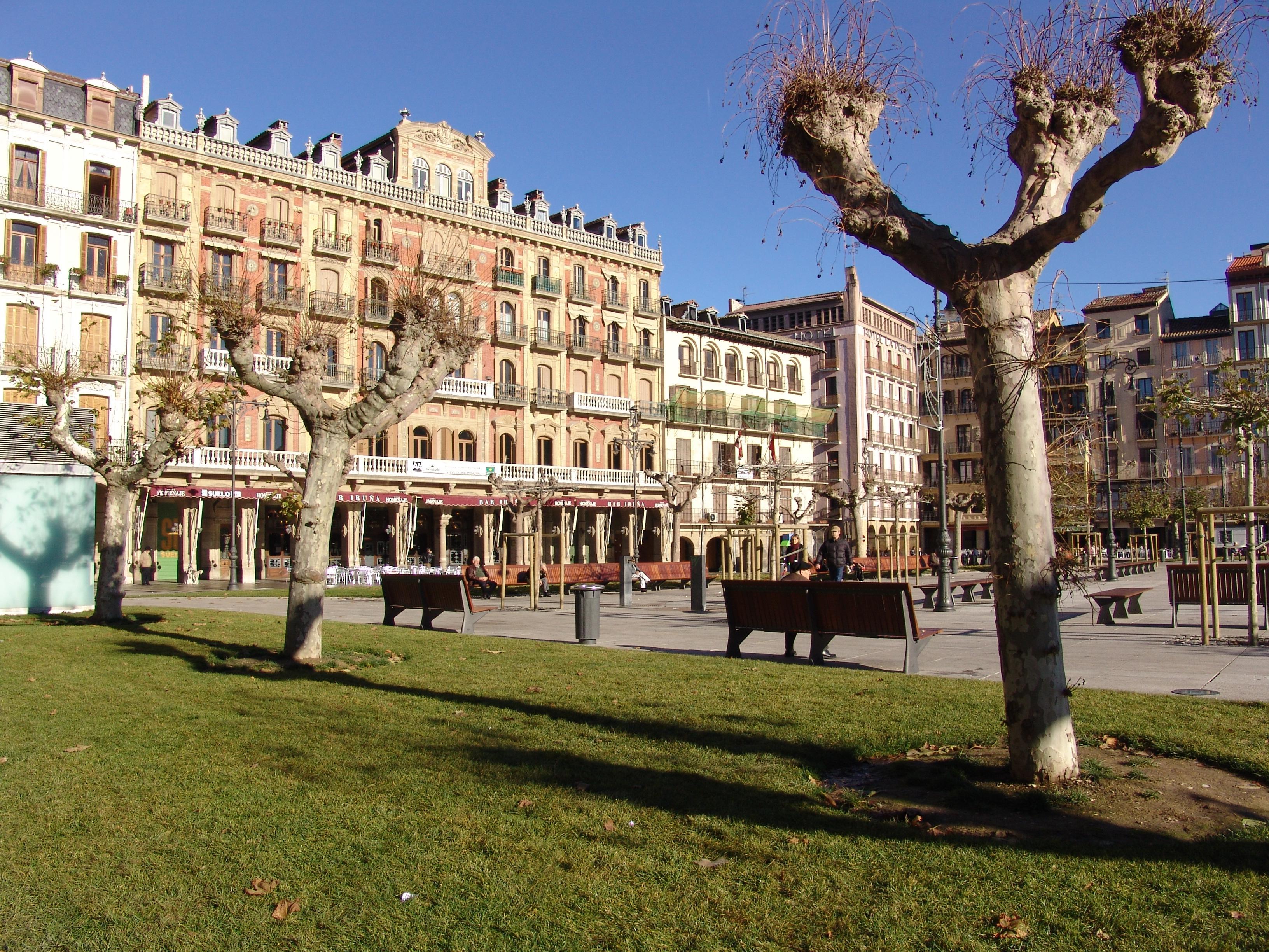 Pamplona Spain  city pictures gallery : Feliz verano y Felices Fiestas de San Fermín: Pamplona es la capital ...