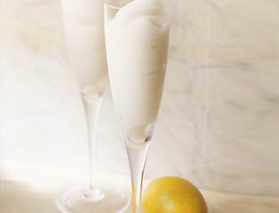 Cómo preparar sorbete de limón
