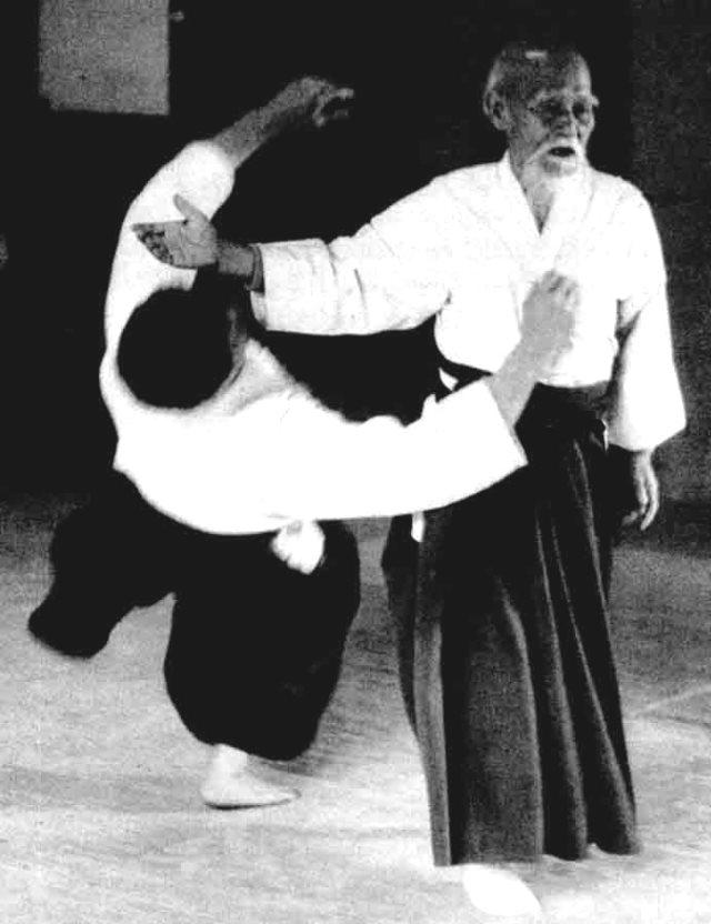Aikido, enfoque para su práctica