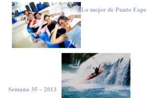 Lo mejor de Punto Fape semana 35 – 2013