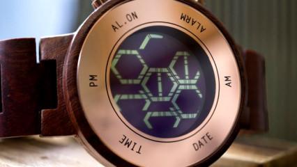Relojes de madera Kisai, el complemento ecológico y futurista