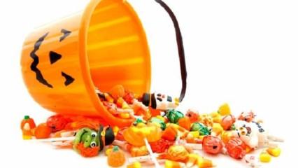Cómo limitar el consumo de dulces en Halloween
