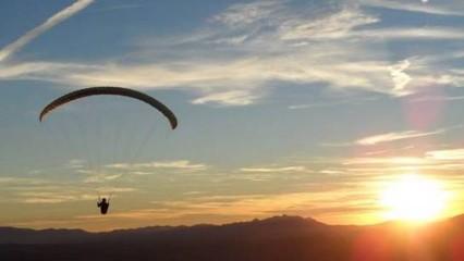 Granada, fin de semana volando en parapente