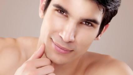 La elección de un correcto after-shave