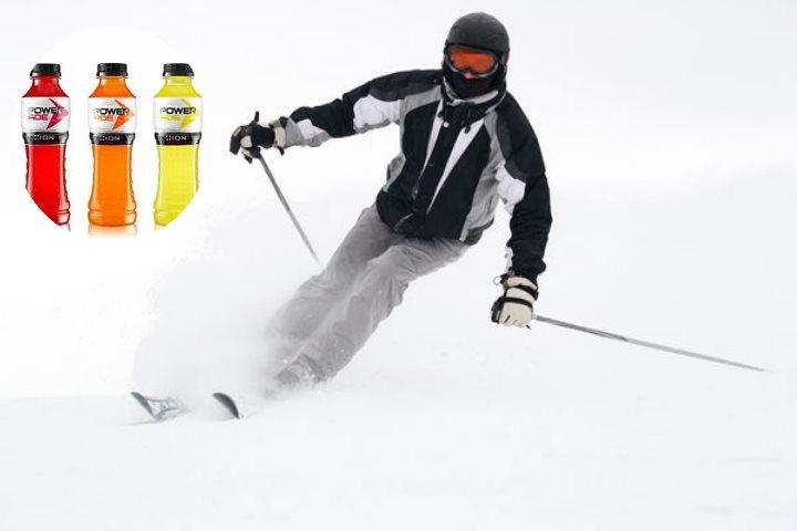 Deportes de invierno, importancia de una correcta hidratación