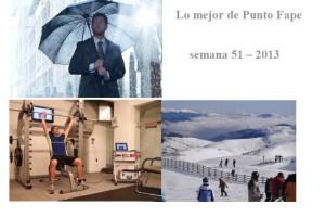 Lo mejor de Punto Fape semana 51 – 2013