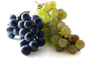 Mini uvas frescas para Nochevieja