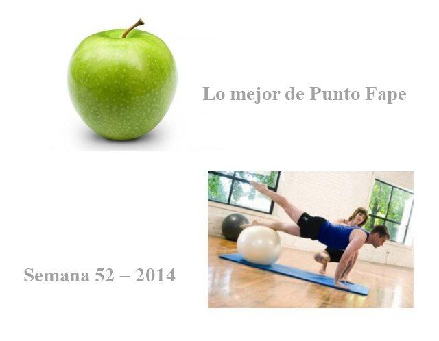 Lo mejor de Punto Fape semana 52 – 2013