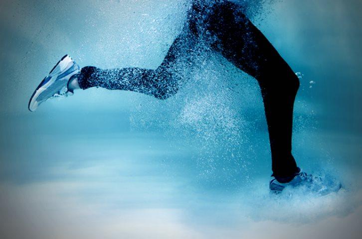 Aquarunning, practicar carrera en el agua